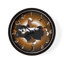 MadDog Berner Wall Clock