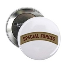 "Special Forces(Desert) 2.25"" Button (100 pack)"