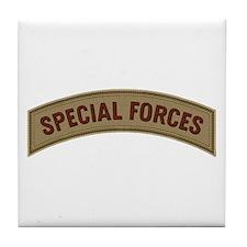 Special Forces(Desert) Tile Coaster