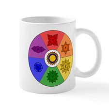 Chakra Color Wheel Mug