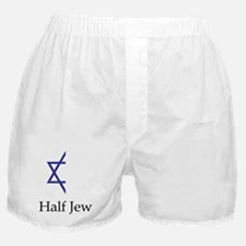 Half Jew Boxer Shorts
