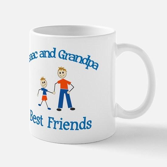 Isaac & Grandpa - Best Friend Mug