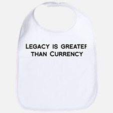 Legacy is greater than curren Bib