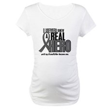 Never Knew A Hero 2 Grey (Grandfather) Shirt
