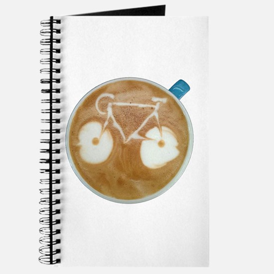 Cycling Latte Art Journal