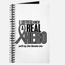Never Knew A Hero 2 Grey (Son) Journal