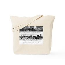 Hills of Hope  Tote Bag