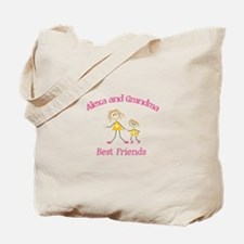 Alexa & Grandma - Best Friend Tote Bag