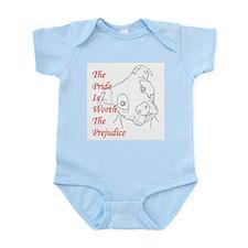 Pride and Prejudice Infant Creeper