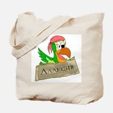 Parrots of the Caribbean Tote Bag