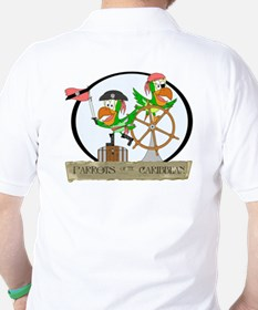 Parrots of the Caribbean T-Shirt
