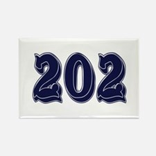 202 Rectangle Magnet
