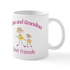 Chloe & Grandma - Best Friend Mug