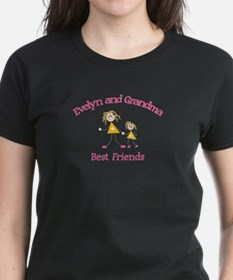 Evelyn & Grandma - Best Frien Tee