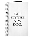 Cat is the New Dog Journal
