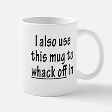 Whack Off Mug