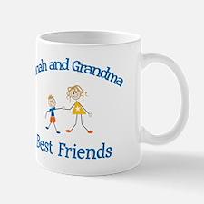 Jonah & Grandma - Best Friend Mug
