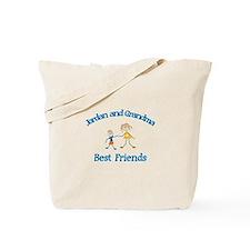 Jordan & Grandma - Best Frien Tote Bag