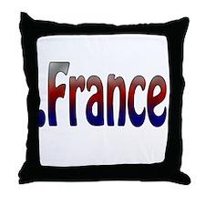.France Throw Pillow