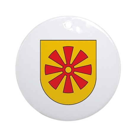 MARKDORF Ornament (Round)