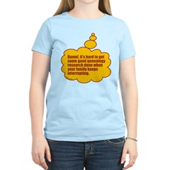Family Interruptions T-Shirt