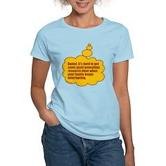 Family Interruptions T-Shirt