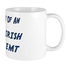 Irish EMT Property Mug