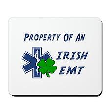 Irish EMT Property Mousepad