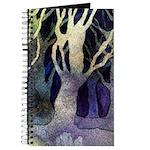 narnia in winter journal