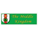 Middle Kingdom Bumper Sticker (10 pk)