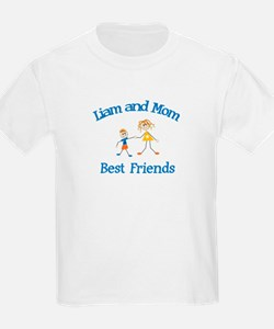 Liam and Mom - Best Friends T-Shirt
