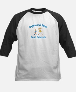 Logan and Mom - Best Friends Tee