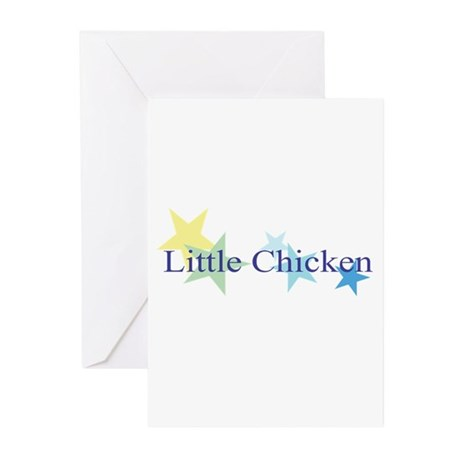 Little Chicken Greeting Cards (Pk of 20)