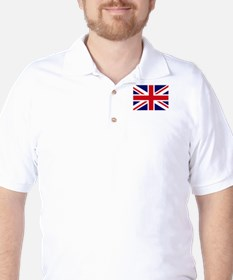 British Flag Union Jack Polo Shirt