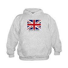 British Flag Union Jack Hoodie