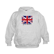 British Flag Union Jack Hoody