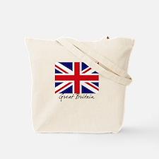 British Flag Union Jack Tote Bag