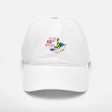 It's My 60th Birthday (Party Hats) Baseball Baseball Cap