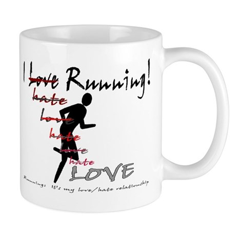 love/hate relationship Mug