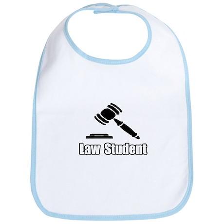 """Law Student"" Bib"