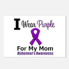 Alzheimer's (Mom) Postcards (Package of 8)