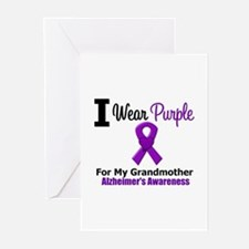 Alzheimer's (Grandmother) Greeting Cards (Pk of 10