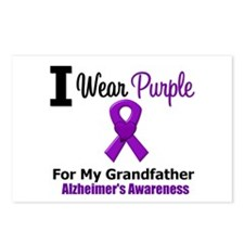 Alzheimer's (Grandfather) Postcards (Package of 8)