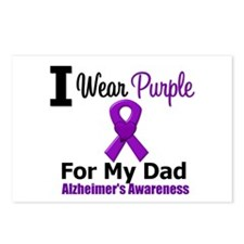 Alzheimer's (Dad) Postcards (Package of 8)