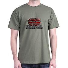 cp combat medic red... T-Shirt