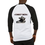 Combat medic mens Long Sleeve T Shirts