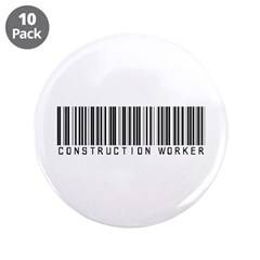 Construction Worker Barcode 3.5
