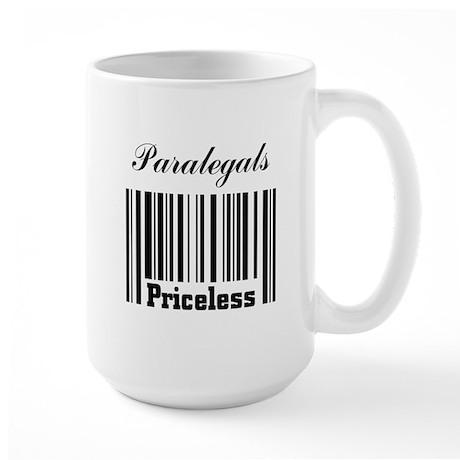Paralegal Large Mug