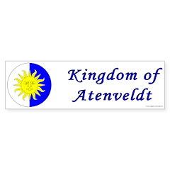 Atenvelt Populace Bumper Sticker (10 pk)