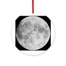 Wolfie Ornament (Round)